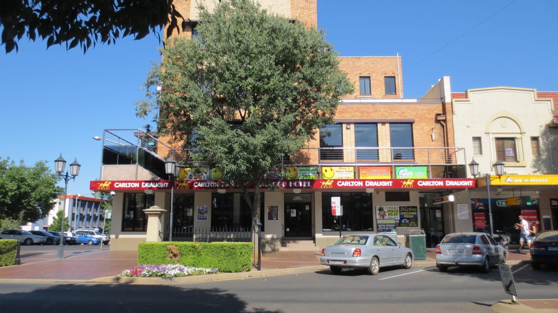 Amaroo Hotel Affordable Dubbo Accommodation Pub Rooms