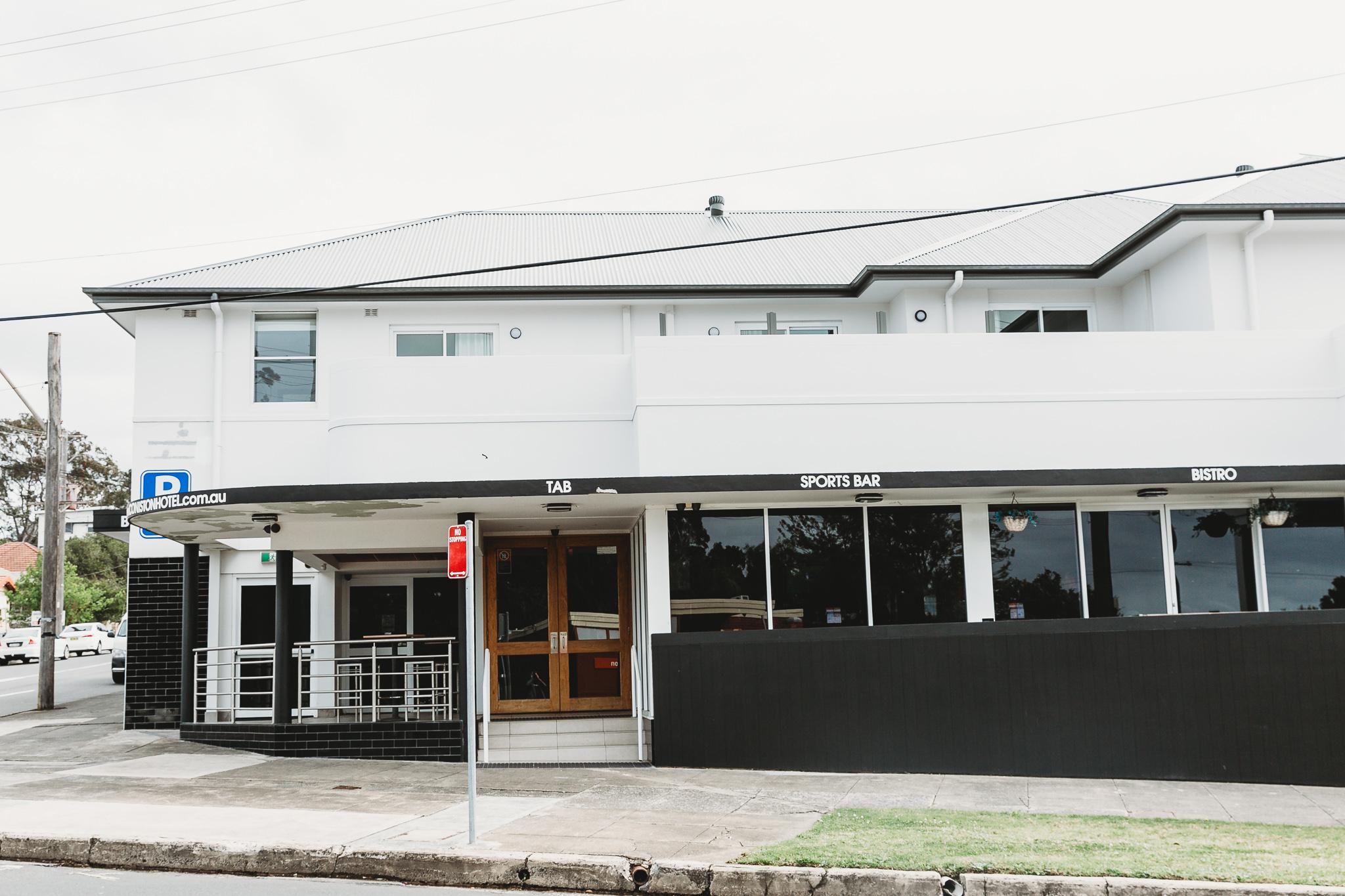 Pub & Hotel Accommodation in Australia - budget friendly travel