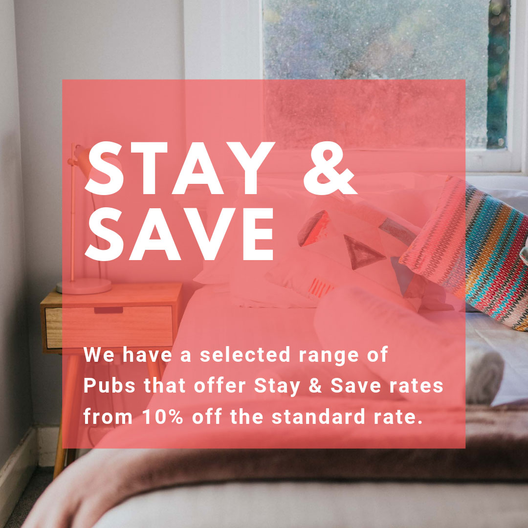 Stay & Save Rate available
